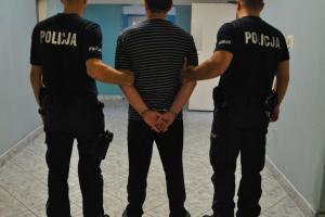 Zatrzymanie przestępców