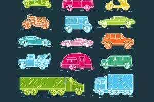 LoJack do różnych typów pojazdów