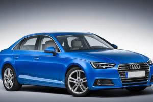 Audi odzyskane dzięki systemowi LoJack
