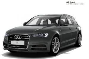 Model skradzionego Audi