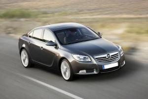 Opel odzyskany po kradzieży