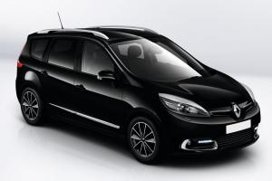 Renault Scenic odzyskany po kradzieży